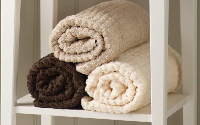 spa towel range
