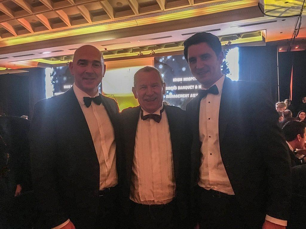 Irish hospitality institure awards